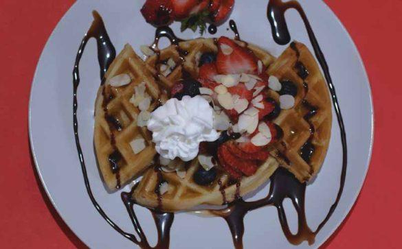 Whamscafe Waffles
